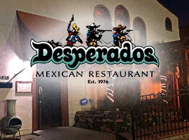 Desperados Mexican Restaurant