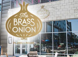 The Brass Onion